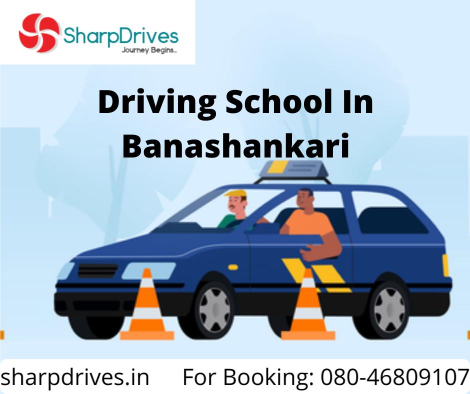 Driving School In Banashankari | SharpDrives