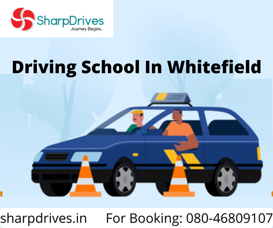 Driving School In Whitefield | SharpDrives