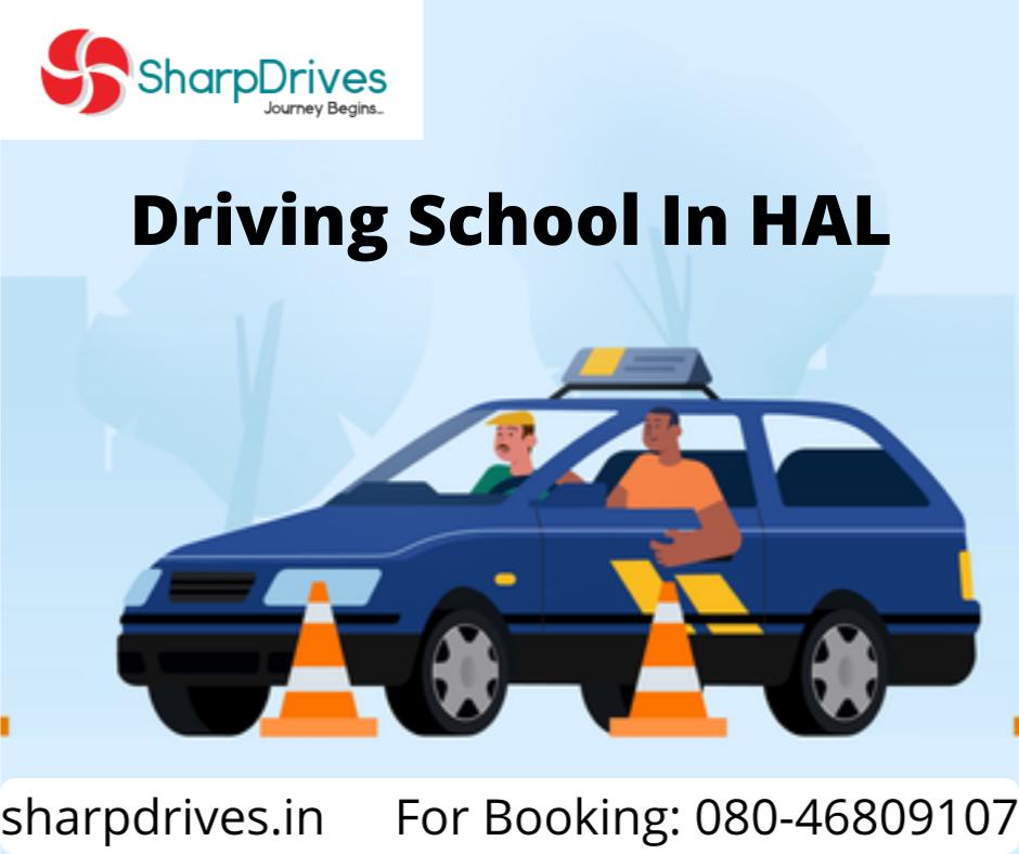 Driving School In HAL   SharpDrives